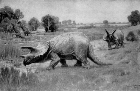 Descubierto el último dinosaurio antes de la extinción masiva