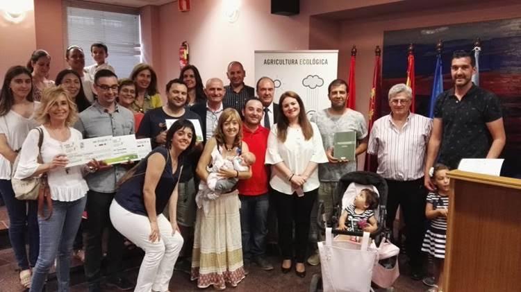 Entrega de Premios de Huertos Escolares Ecológicos de la Región de Murcia, Tercera Edición