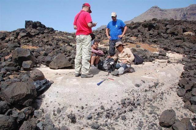 Un gran evento volcánico ocurrido en Tenerife hace 170.000 años, protagonista en la revista 'Nature'