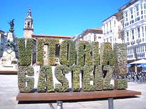 Vitoria 'turismo sostenible'
