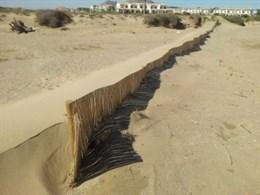 El Govern licita obras de recuperación y protección de sistemas dunares en el Empordà