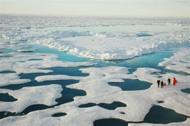 Geoingeniería en el Ártico, sí, pero no…