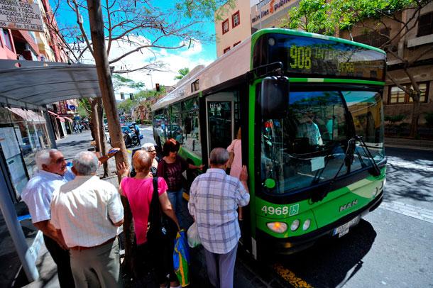 El transporte público evita 2,5 millones de coches circulando por las grandes ciudades