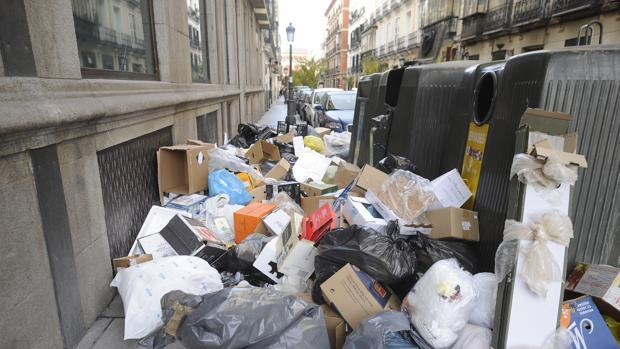 España 'expedientada' por no aplicar las normas europeas en materia de residuos