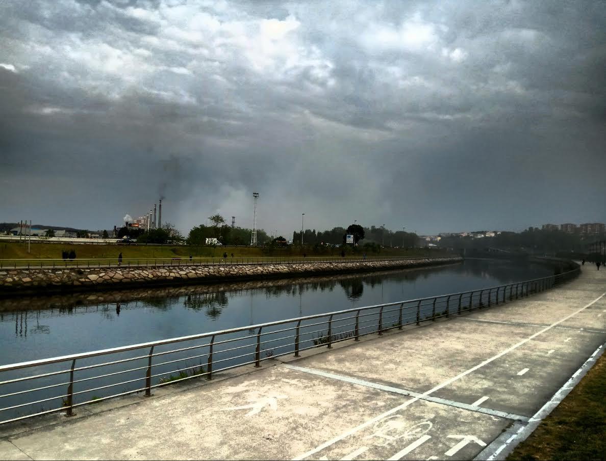 Asturias. No se puede permitir las baterias de Arcelor por mas tiempo hasta que nos maten