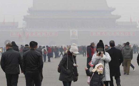 La calidad del aire de la mayoría de ciudades de planeta es 'nefasta'