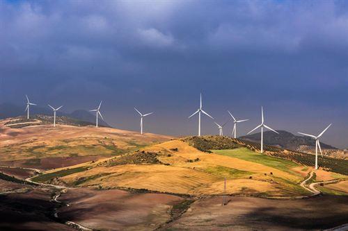Gamesa y Banco Santander 'alianza' para arrancar parques eólicos en México
