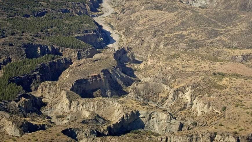 El 20% del territorio español ya se ha desertificado y otro 1% está degradándose, según una investigación