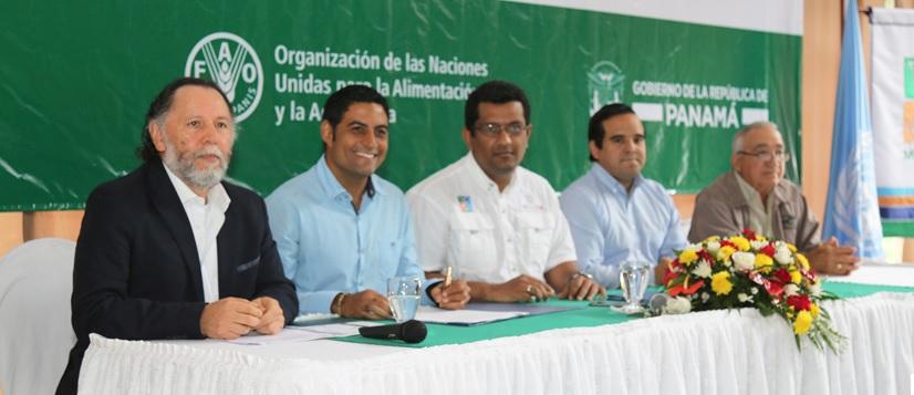 Panamá. MiAMBIENTE y FAO realizan lll Foro Nacional sobre Manejo Sostenible de la Tierra