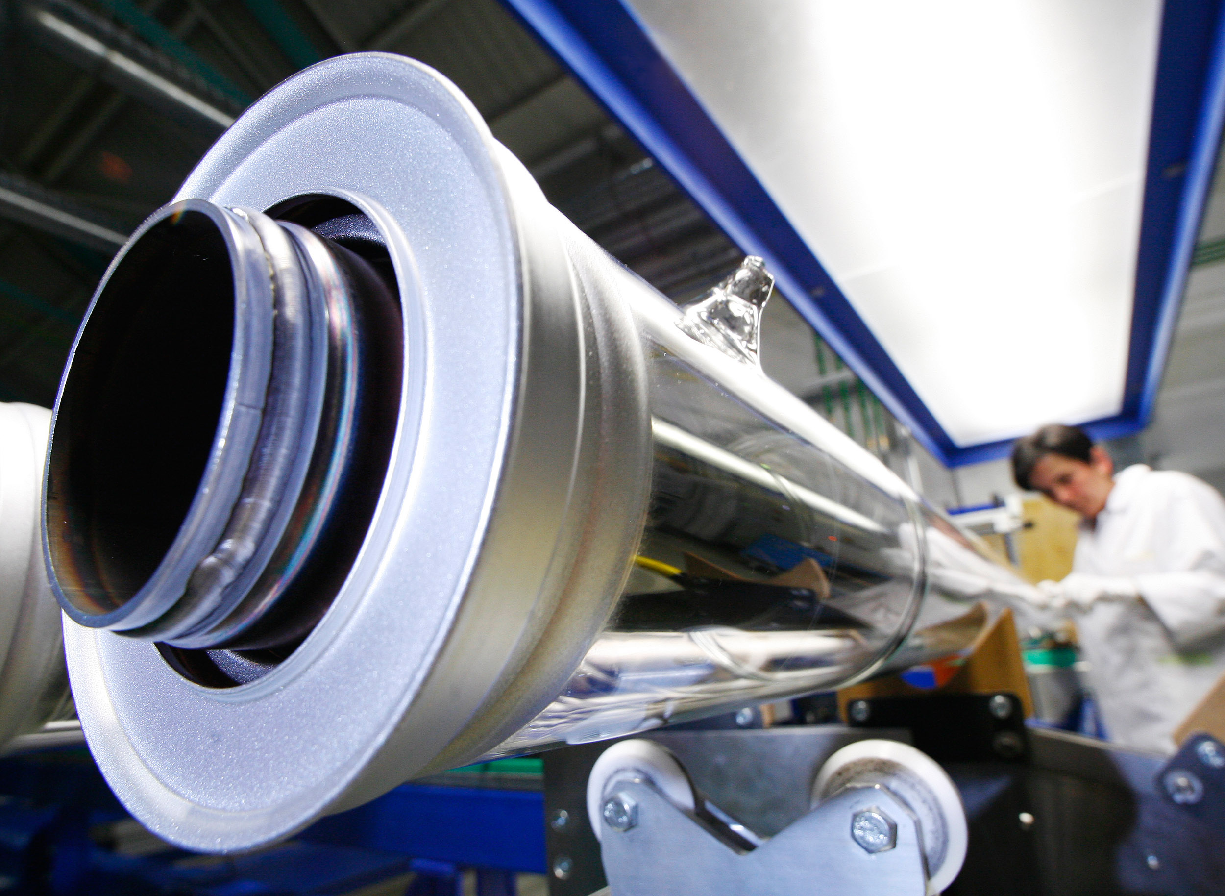 """El sector termosolar utiliza más de un 75% de componentes """"Made in Spain"""""""