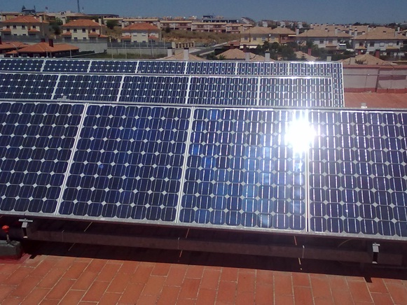 Andalucía, un millón de viviendas utilizan energía solar