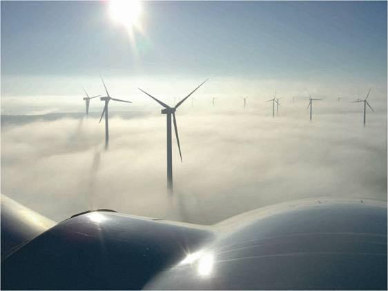 La energía eólica es la tecnología más barata