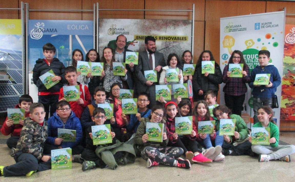 Galicia 'referente' en reciclado de vidrio