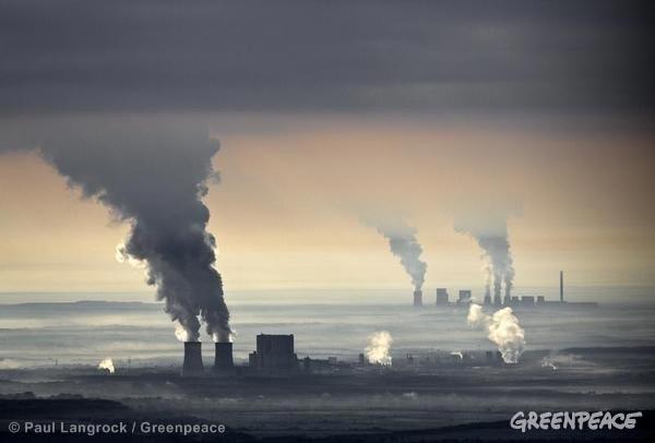 """""""El nuevo récord del calentamiento global corrobora la necesidad urgente de tomar medidas"""""""