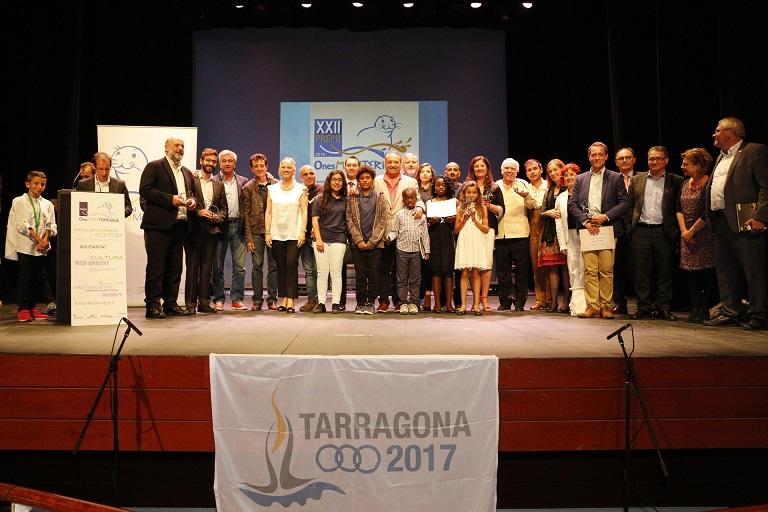 Los Premis Ones Mediterrània dejan pequeño el Teatre Metropol en una noche llena de emociones y reivindicaciones