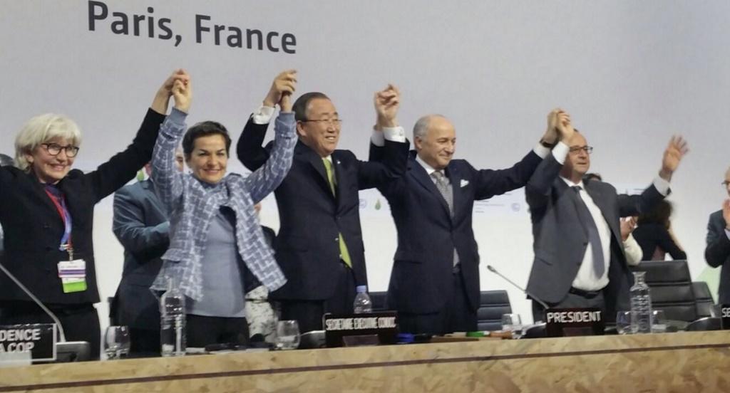 EE.UU será el único país fuera del Acuerdo de París