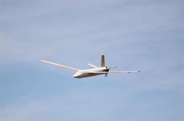 Ápeiron, el dron que vuela a 10.000 metros de altitud y funciona con hidrogeno