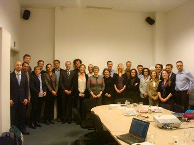 El EVE trabaja para coordinar ayudas europeas a las energías renovables marinas