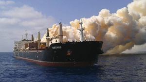 Irresponsabilidad en la gestión del carguero Cheshire