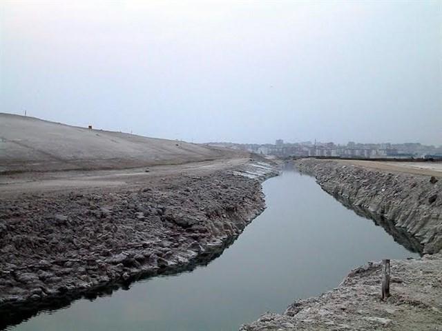 Más coordinación para la restauración de las balsas de fosfoyesos en la marisma de Huelva