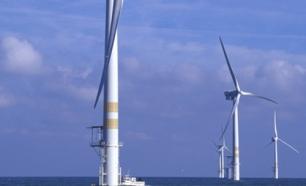 La eólica marina muestra un sólido crecimiento en Europa en el primer semestre de 2011