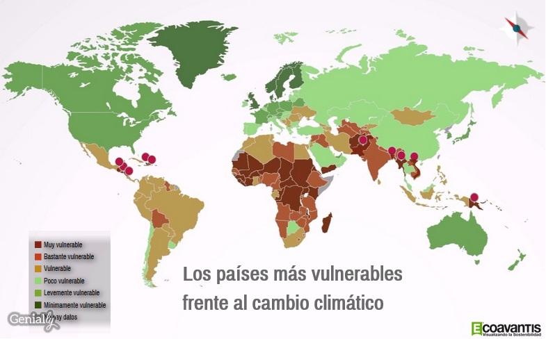 ¿Refugiados climáticos para el 2050?