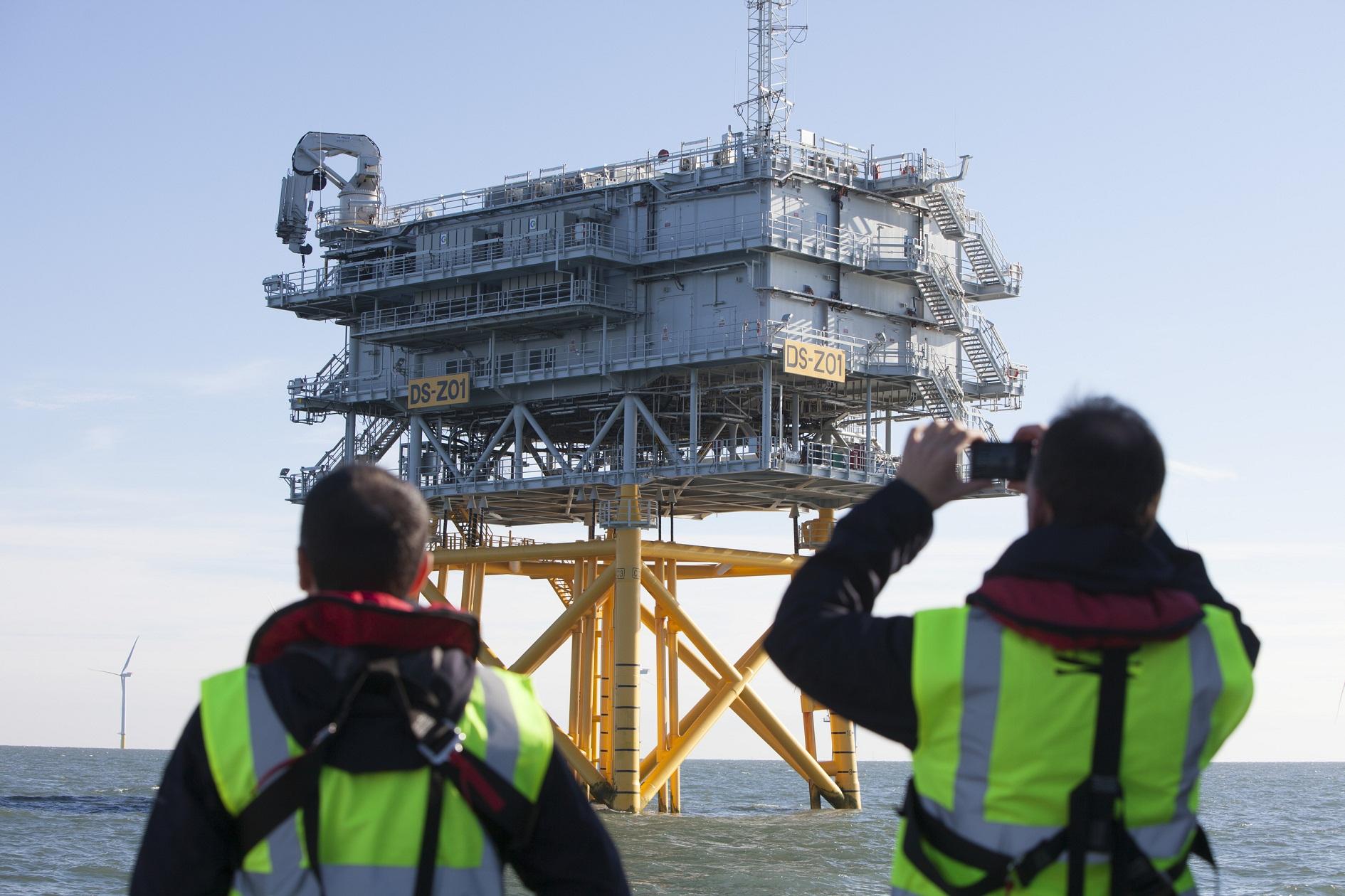 IBERDROLA adjudica a Navantia contratos por 160 millones € para su parque eólico marino alemán Wikinger