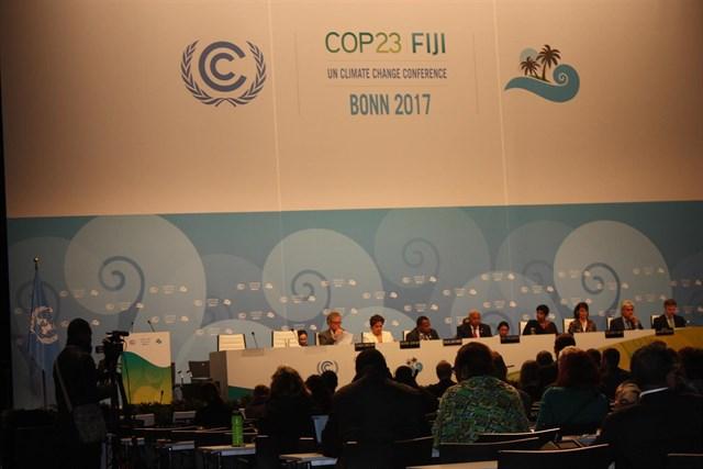 España afirma que la COP23 de Bonn demuestra que la comunidad internacional