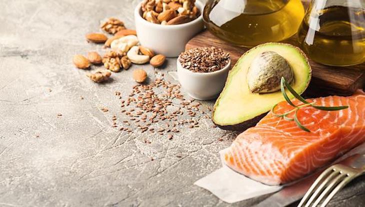 Larga vida gracias a los ácidos grasos