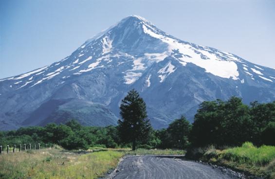 Argentina. El volcán Lanín hace saltar la alerta amarilla