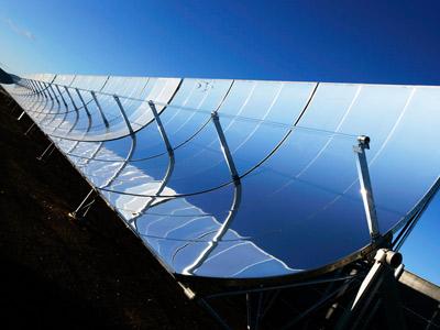Innovación en la energía termosolar