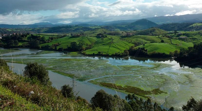 Cantabria con los planes hidráulicos