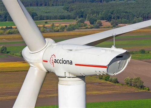 Acciona lista para vender el 49% de sus parques eólicos internacionales