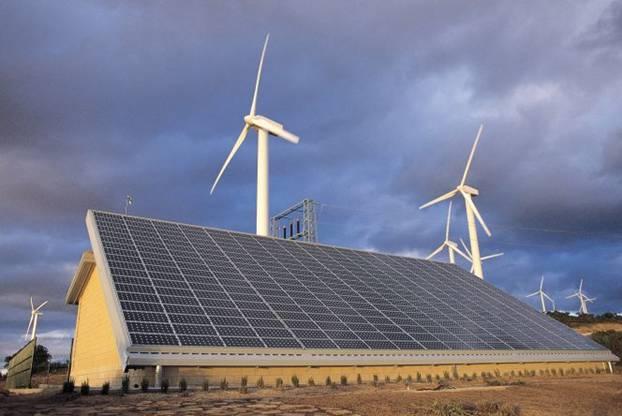 La Rioja, 'autosuficiente' con energías renovables