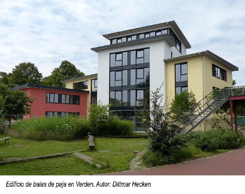 Conoce la construcción ecológica germana