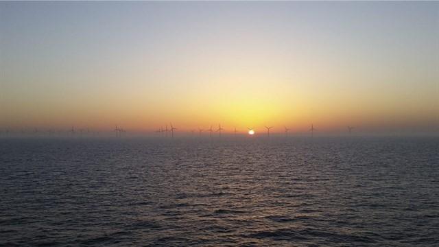 Moray East logra un contrato para el suminsitro de 950 MW de electricidad eólica marina en el Reino Unido