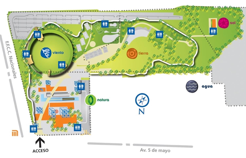 México. Parque Bicentenario, reconquista de espacios públicos en la capital del país