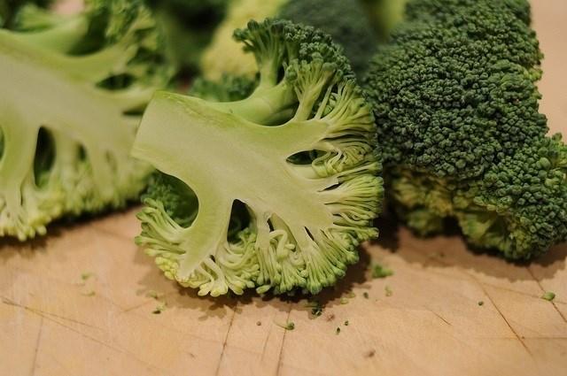 El brócoli 'una  caja de sorpresas'