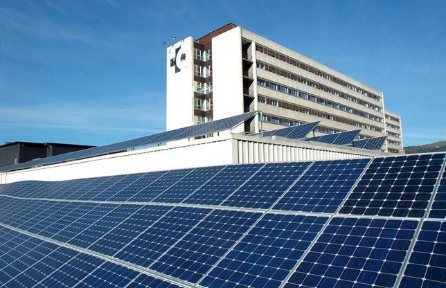 Proyecto piloto europeo para incrementar el uso de energías renovables en los hospitales