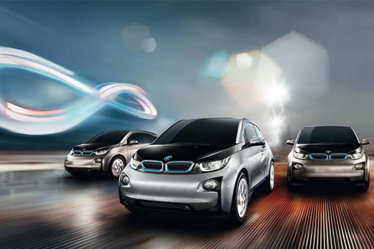 El innovador coche eléctrico de BMW que rivalizará con Tesla
