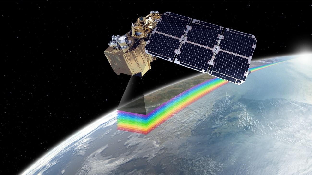 Sentinel-2 ya vigila el Medio Ambiente desde el espacio