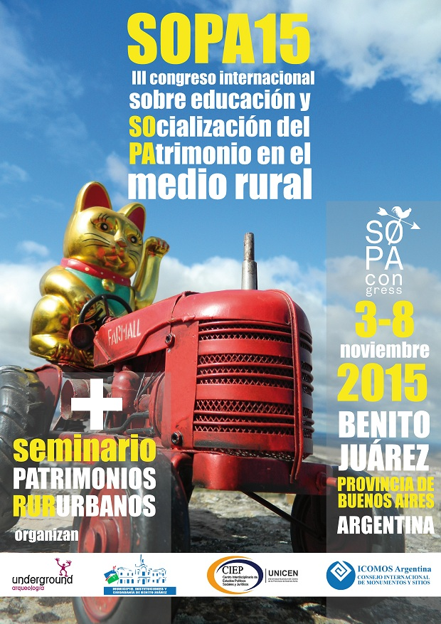 Patrimonio cultural, medio rural y comunidad: vuelve el congreso sopa