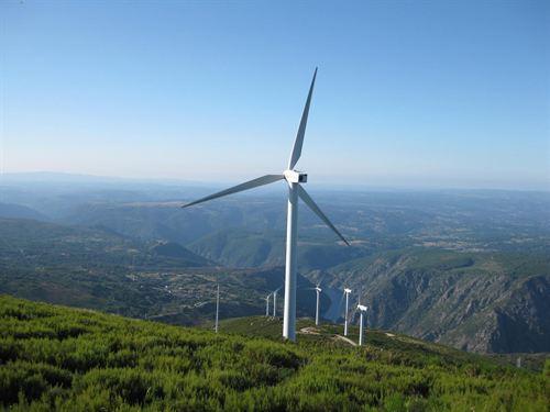 La generación procedente de energías renovables 'arrasa' en febrero
