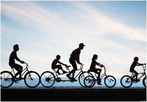 Todo lo que necesitas saber para montar en bicicleta