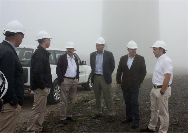 Los parques eólicos del Principado generaron energía para dar cobertura a 328.000 hogares en 2013