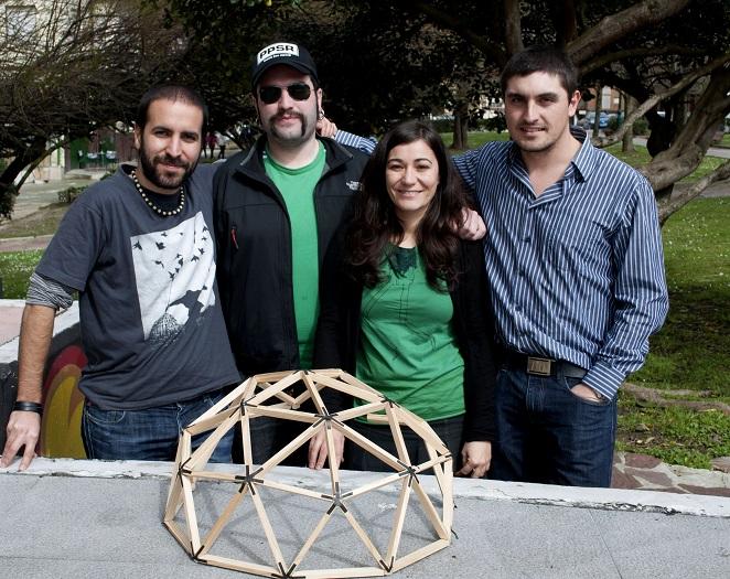"""""""Domoexperiencia"""", un proyecto emprendedor que aúna construcción, sostenibilidad y educación ambiental"""