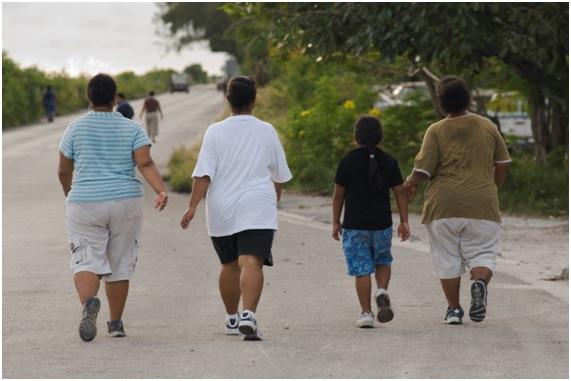 Nauru: un país de obesos y sin recursos