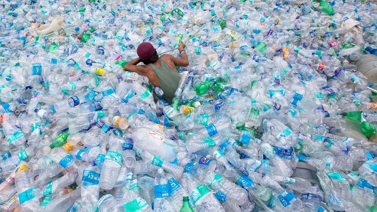 ¿Los plásticos podrían ser la perdición de la humanidad?