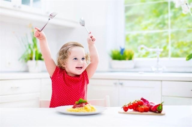 La población infantil en España toma poca verdura