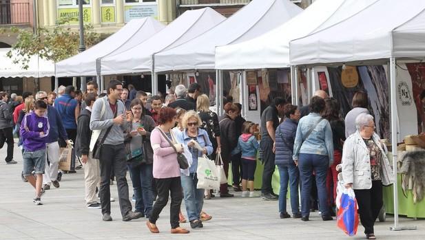 Más de 50 productores locales participan desde este miércoles en Pamplona en la II Semana del Producto Local